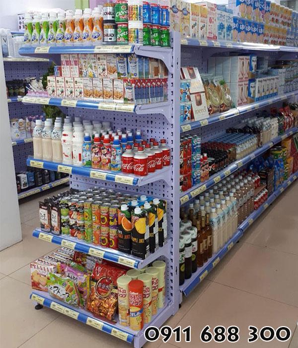 Kệ để hàng hóa giá rẻ, chất lượng tại TPHCM