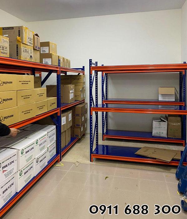 Chọn mua kệ kho thanh lý chất lượng nhất tại TPHCM