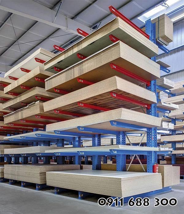 Chọn mua kệ có kết cấu và tải trọng hợp lý cho kho hàng