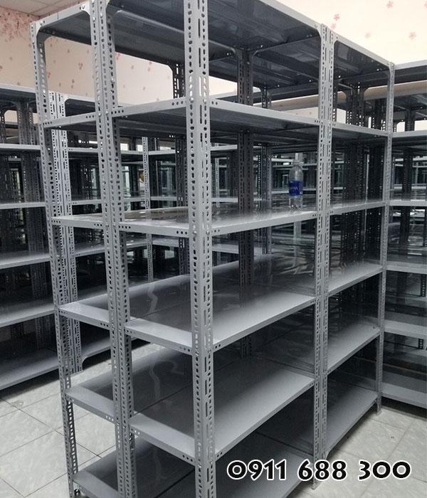 Kệ sắt v lỗ đa năng tại Bình Tân chất lượng, giá tốt nhất